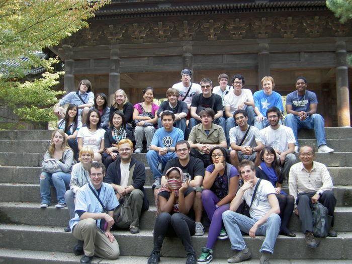 kyoto group - Japan Studies Program 2009