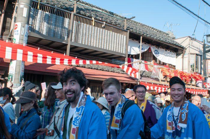 Kawagoe Festival 3